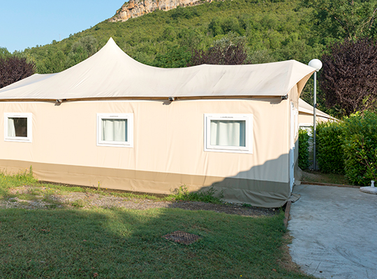 Lodge accessible PMR Saint-Antonin-Noble-Val - 1